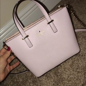 Kate Spade Light Pink Purse